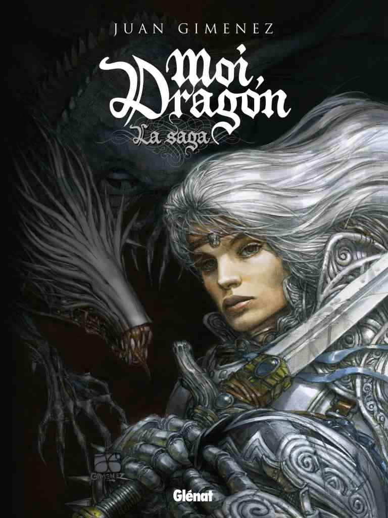 Moi Dragon, la saga