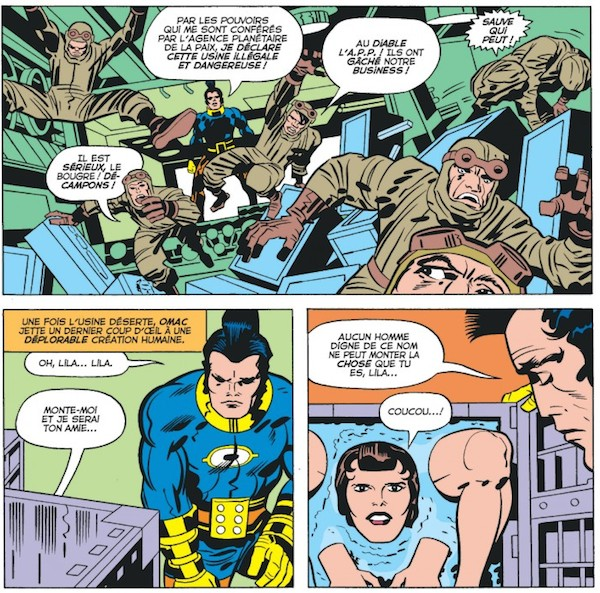 OMAC-planches