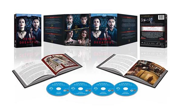 Penny Dreadful : la Saison 1 en coffret Blu-ray et DVD le 18 février 2015