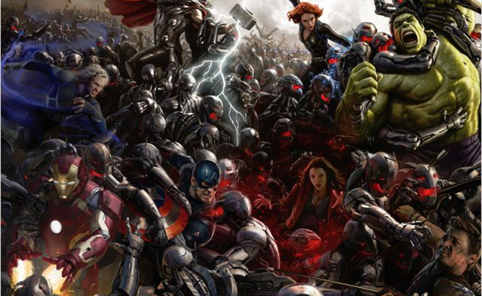 Avengers 2 Une