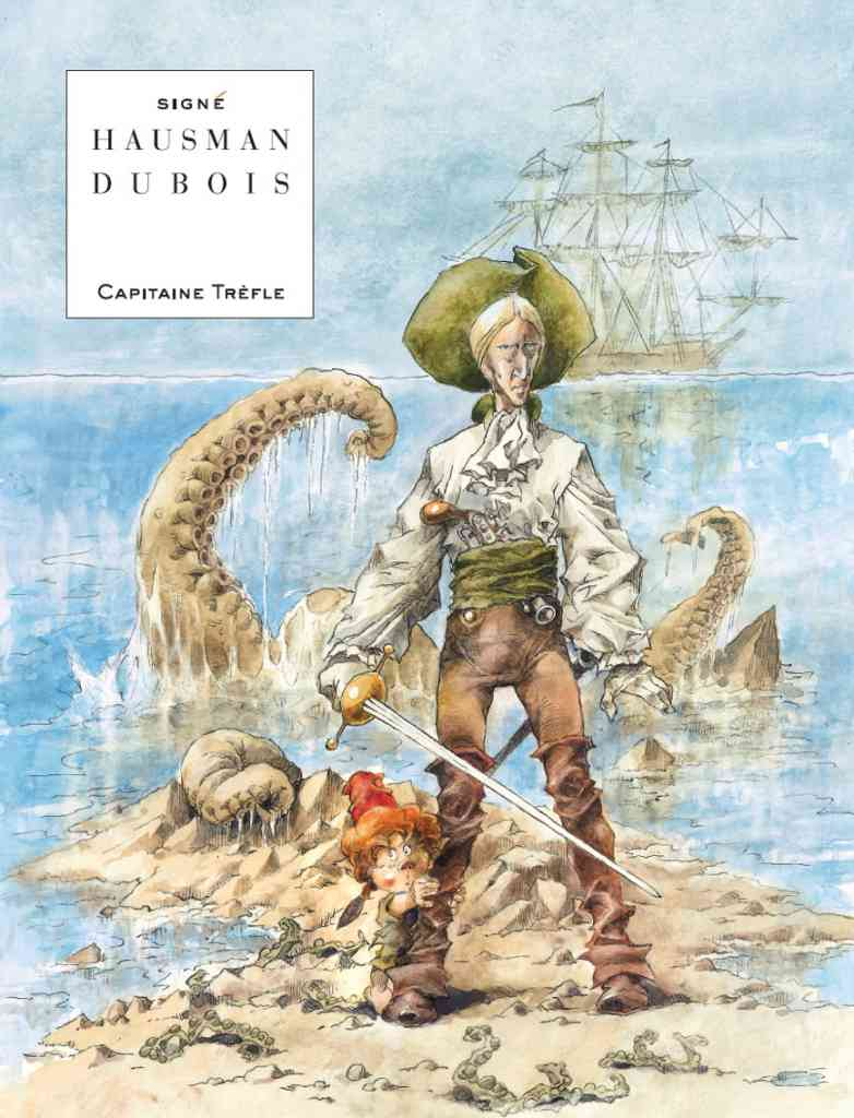 Capitaine Trèfle