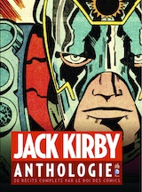 JackKirbyAnthologie-couv