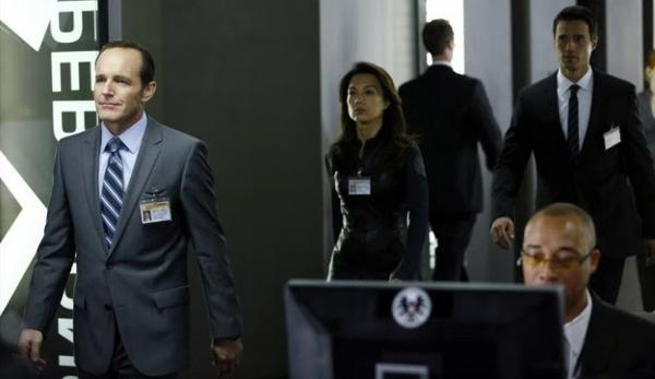 Agents SHIELD Deux
