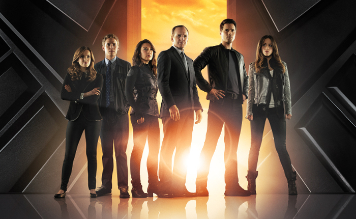 Agents SHIELD Une