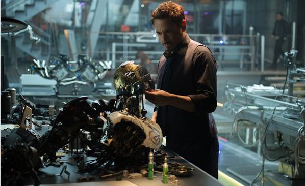Avengers Ultron Cinq