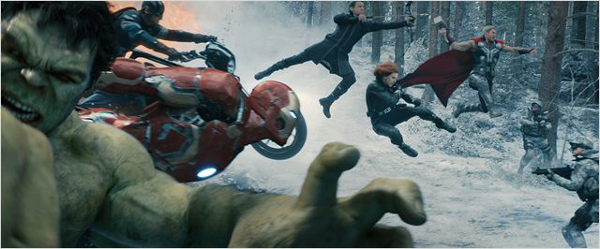 Avengers Ultron Deux