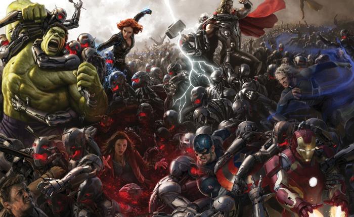 Avengers Ultron Une
