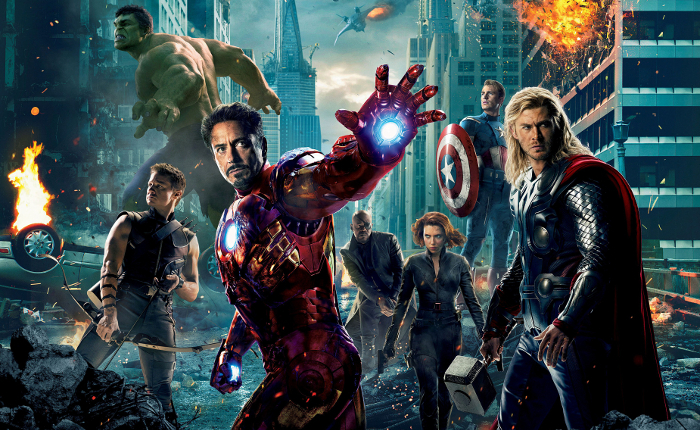 The Avengers Une republi