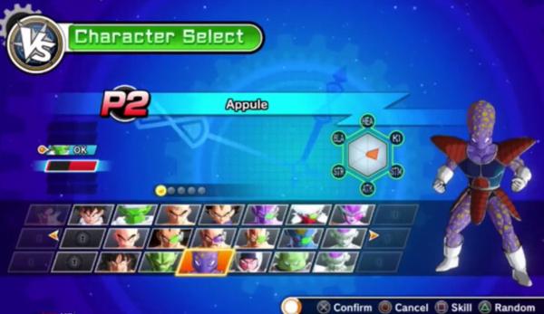 appule-character-dragonball-xenoverse