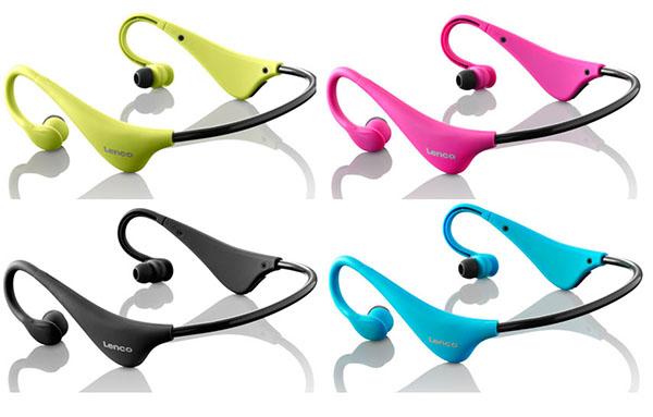 le casque bluetooth lenco bh 100 pour faire du sport en musique multim dia sports maxoe. Black Bedroom Furniture Sets. Home Design Ideas