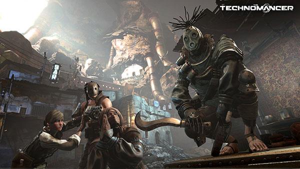 The Technomancer : présentation du RPG post-apocalyptique et cyberpunk