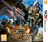Monster Hunter 4 Ultimate : The hunt is on !