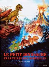 Le petit dinosaure Affiche