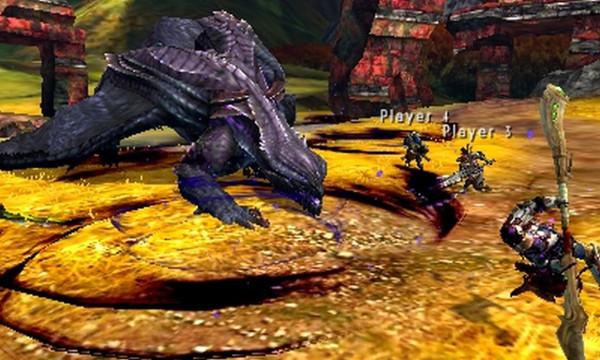 MH4U big purple monster