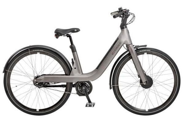 Gitane lance son vélo urbain Signature