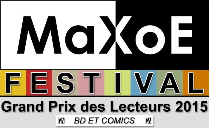 maxoe_festival_MaXoE Festival : Sélection BD et Comics