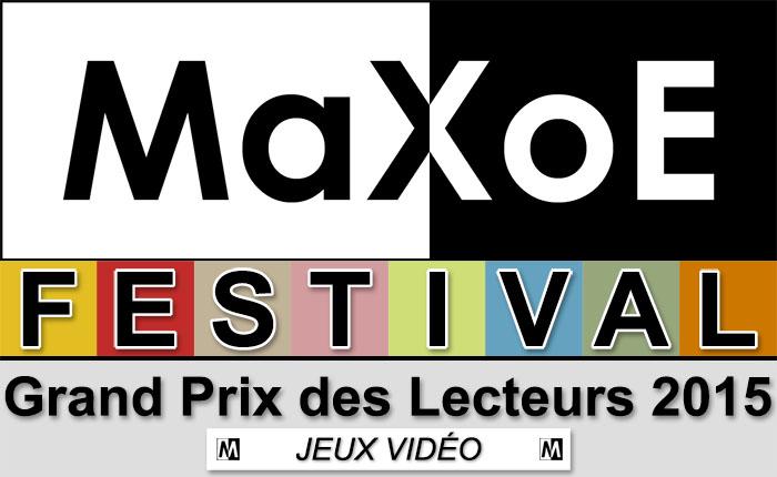 MaXoE Festival : Sélection Jeux Vidéo