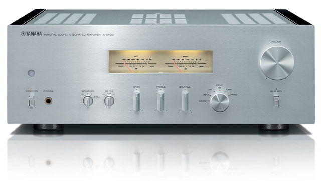 Yamaha présente son nouvel amplificateur intégré A-S1100
