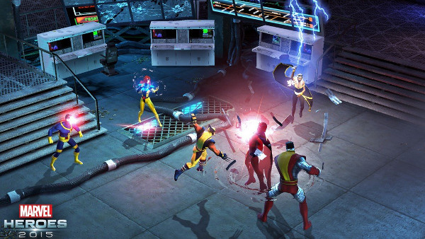 marvel superhero online games