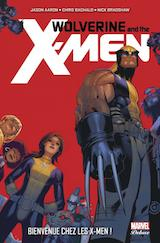 WolverineAndXMenT1-couv