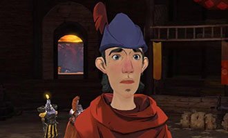 King's Quest : La Voix du Chevalier