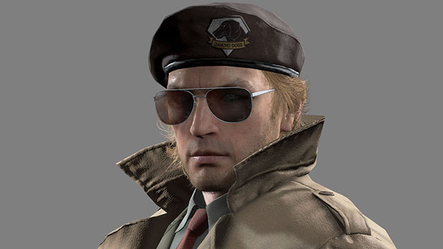 Metal Gear Solid V : Hideo Kojima se lance dans la lunetterie avec Jean-François Rey