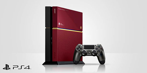 Metal Gear Solid V: The Phantom Pain avec un pack PlayStation4 en édition limitée