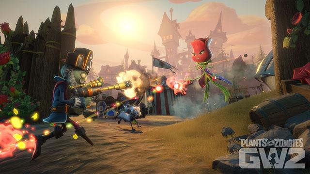 Plants vs. Zombies Garden Warfare 2 se présente en détail