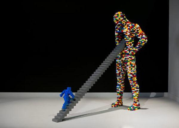 The Art of the Brick à Paris Expo du 14 mai au 30 août