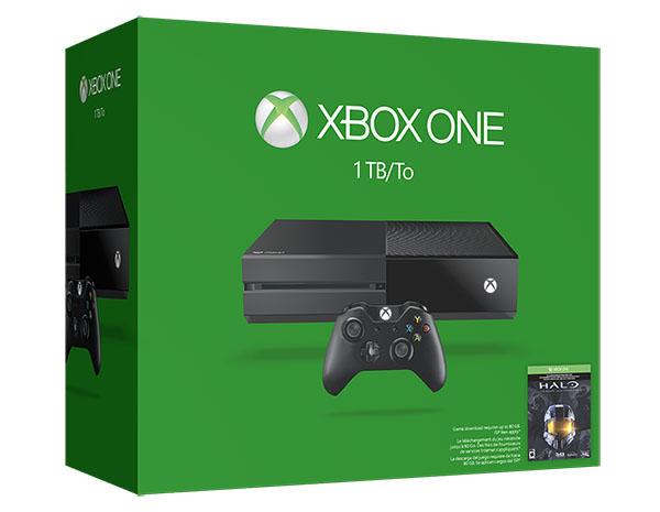Microsoft annonce une nouvelle Xbox One dotée d'un disque dur d'1To pour le 26 juin