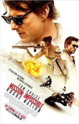 Mission Impossible 37 Affiche