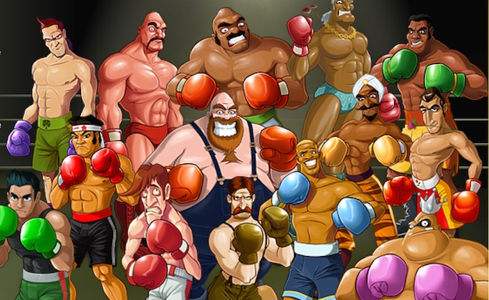 Punch-Out-haut