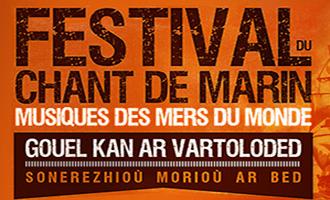 Festival du Chant de Marin et des Musiques des Mers du Monde de Paimpol