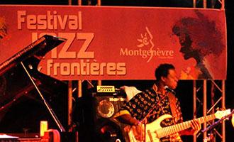 Le Festival Jazz aux Frontières de Montgenèvre