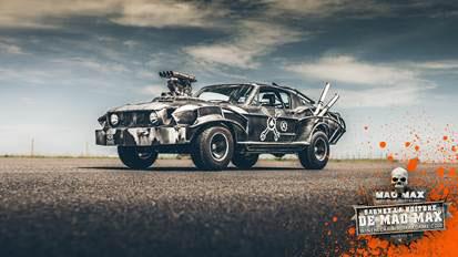 Mad Max : gagnez la Mustang Magnum Opus officielle du film !