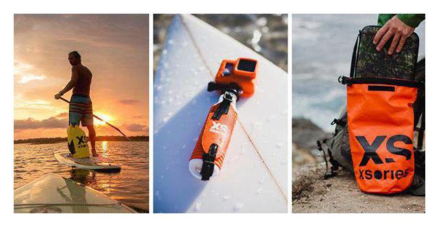 Stuffler et U-Float, les protections pour vos accessoires estivaux de XSories