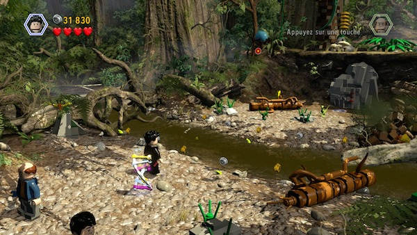 Lego jurassic world nos amis les dinosaures 3ds pc ps vita ps3 ps4 wii u xbox one - Jeux lego dino ...