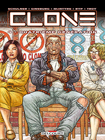 Clone 04. Quatrième génération