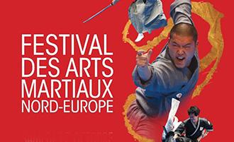 Le Festival des Arts Martiaux Nord-Europe