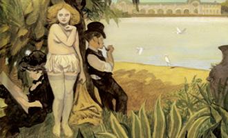 Les variations d'Orsay de Manuele Fior : le récit et l'exposition