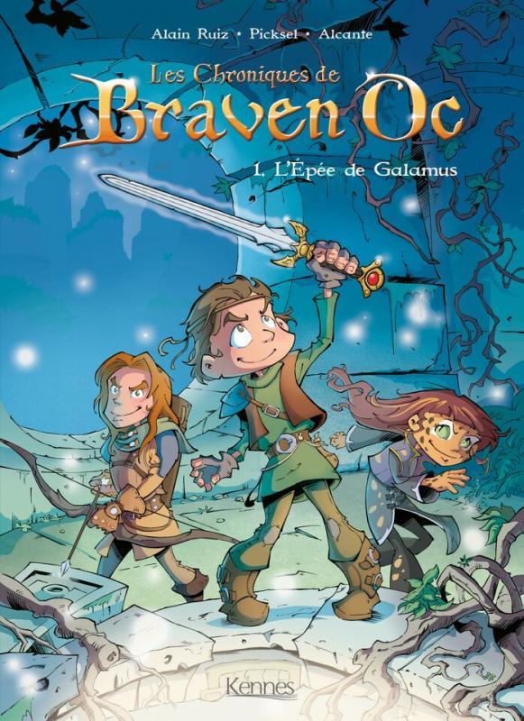Braven Oc