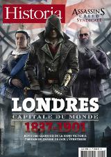 Historia Londres Couv