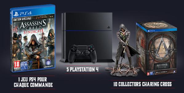 Assassin's Creed : Syndicate livré en calèche le jour de sa sortie