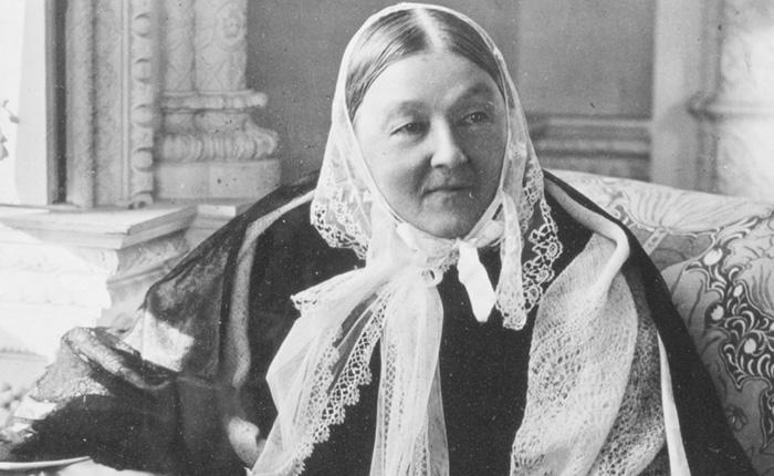 Florence Nightingale, pionnière dans le monde médical Victorien