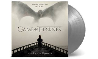 Game of Thrones double vinyle collector