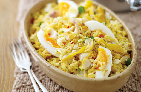 quick-kedgeree-with-poached-egg