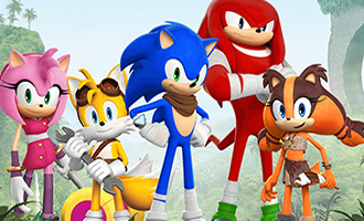 Sonic Dash 2 : Sonic Boom
