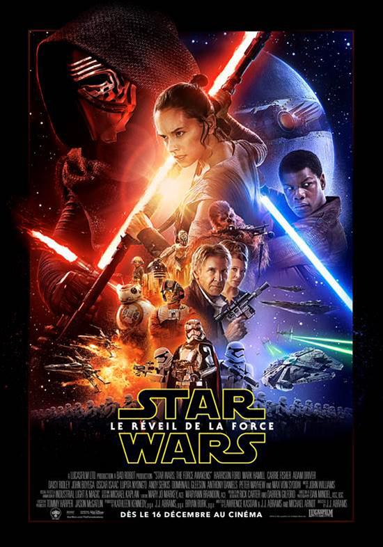 Star Wars : Le Réveil de la Force, la billetterie ouverte et le film-annonce demain !