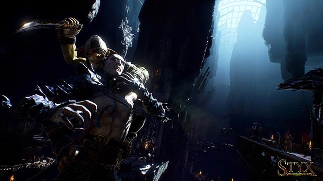 Styx : Shards of Darkness, la première dévoilée