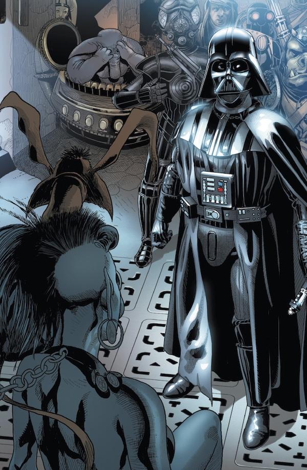 Comics en vrac dark vador t1 livres bd maxoe - Dessin de dark vador ...